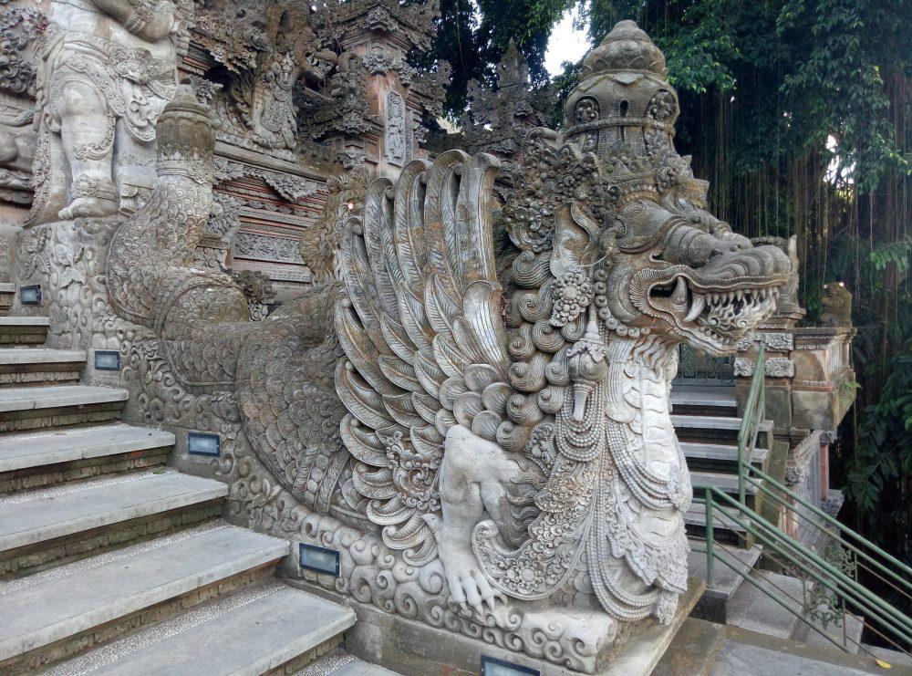 Индонезия Бали Убуд