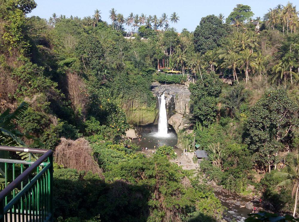 Бали водопад