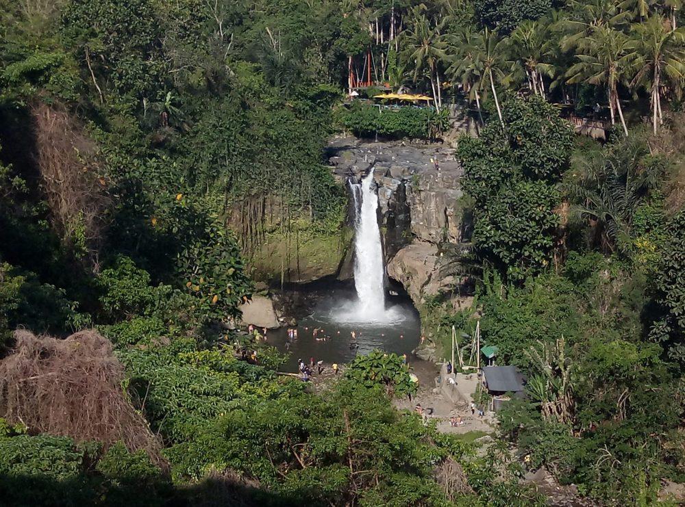 Бали водопад фото