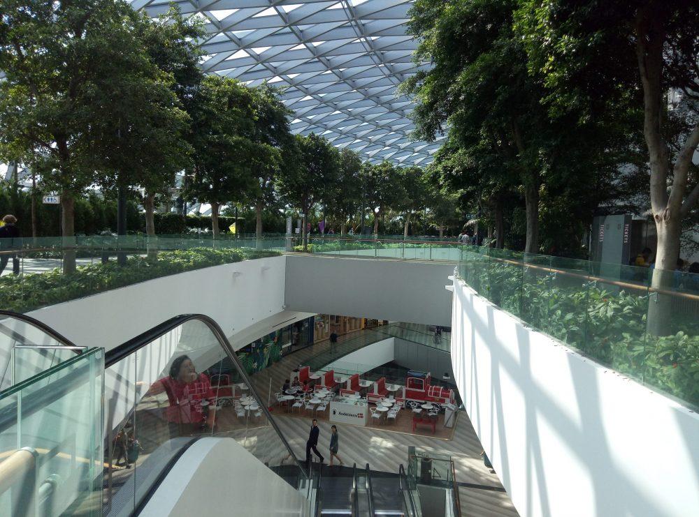 Аэропорт Сингапур