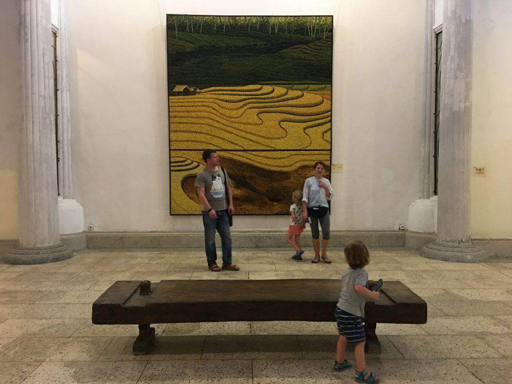 Художественный музей Убуда