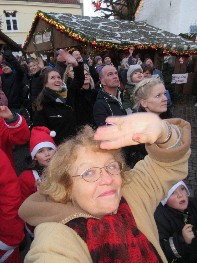 Рождество в Дании традиции фото