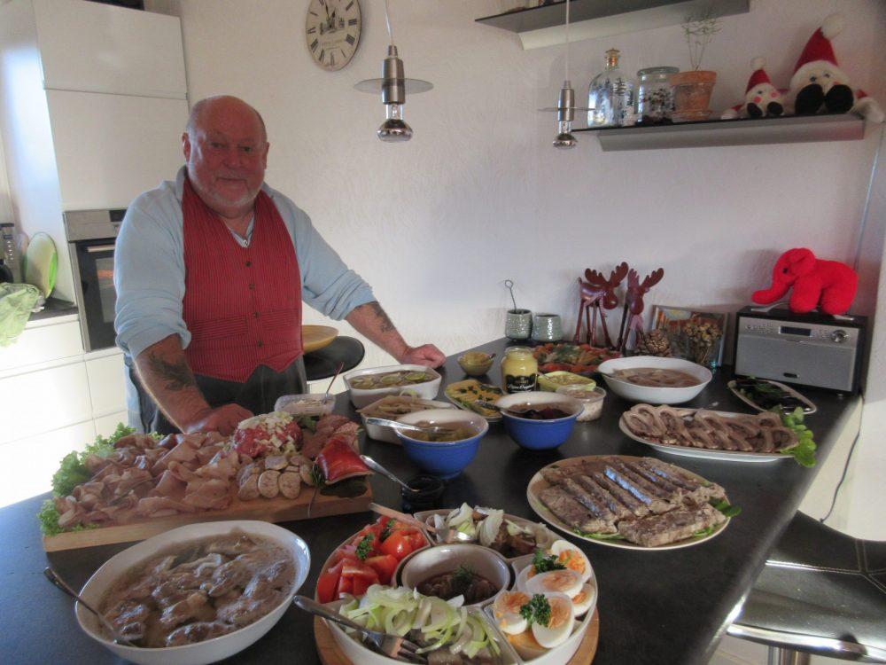 Рождественские традиции и кулинария в Дании