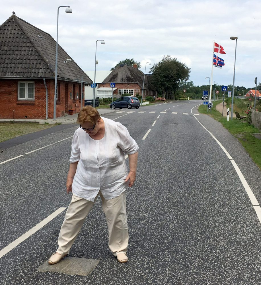 Граница Дания-Германия