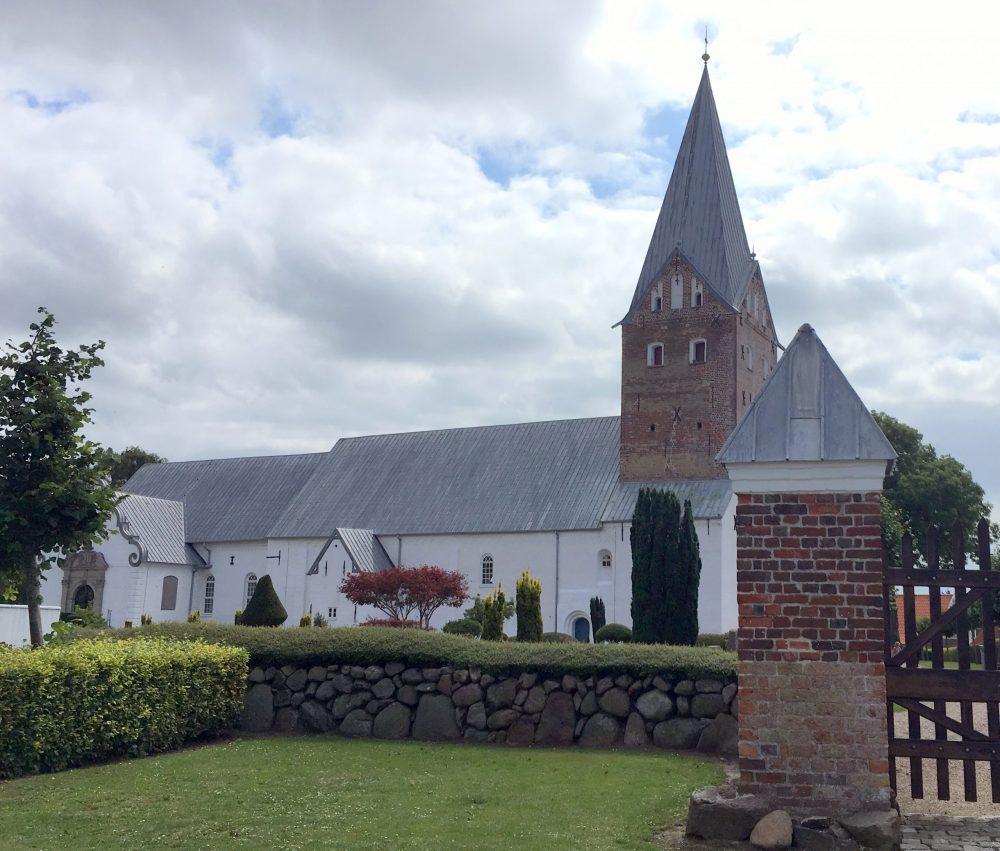 Дания церковь фото