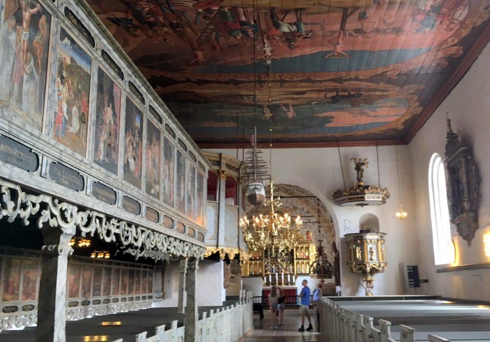 Церкви Дании фото