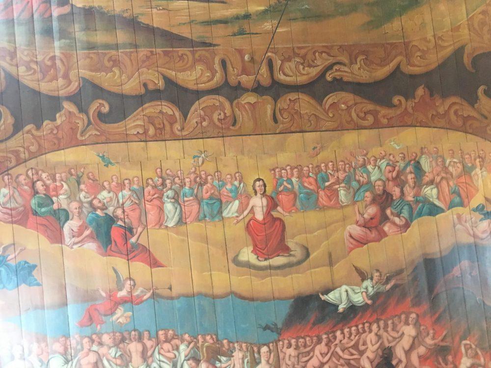 Дания Мюгельтённер церковь фото