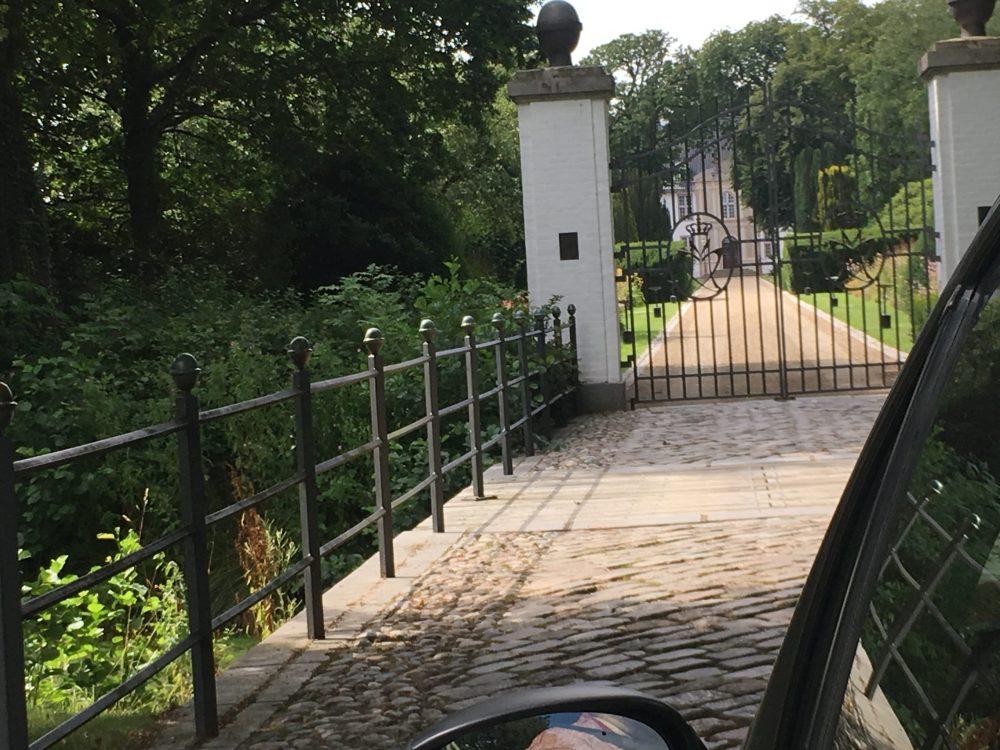 Дания резиденция принца Мюгельтённер