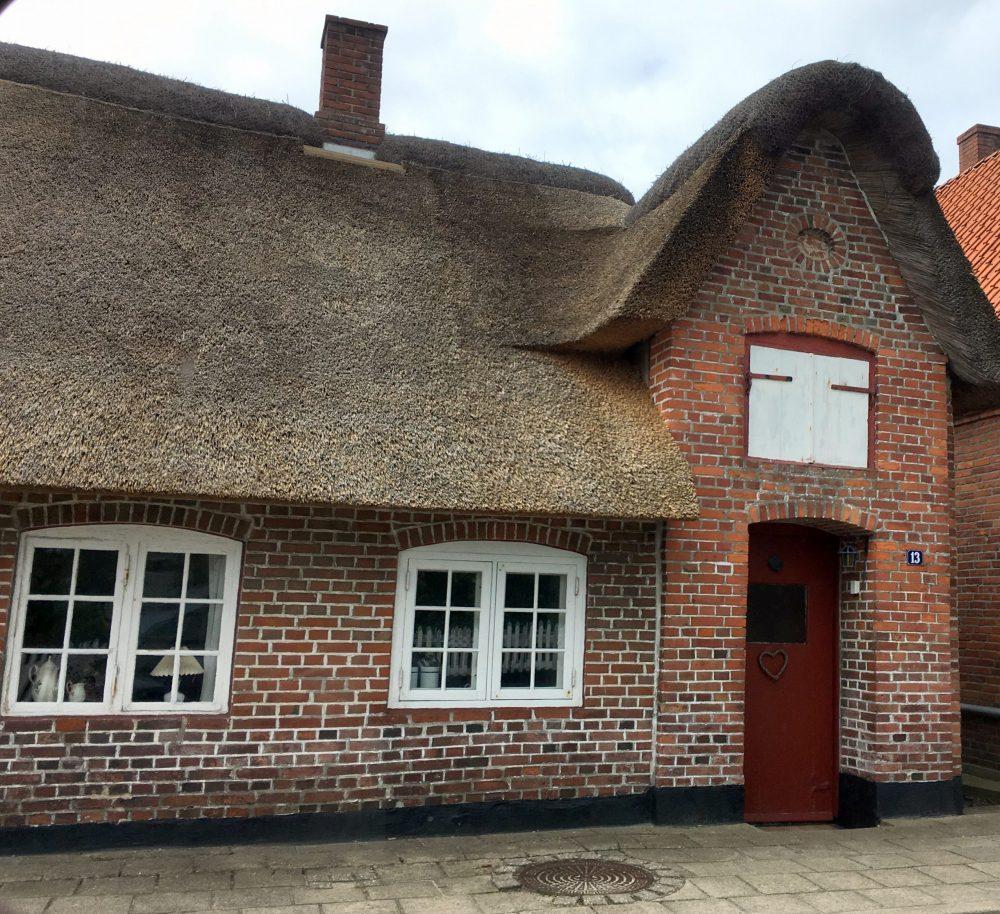 Дания крыши фото