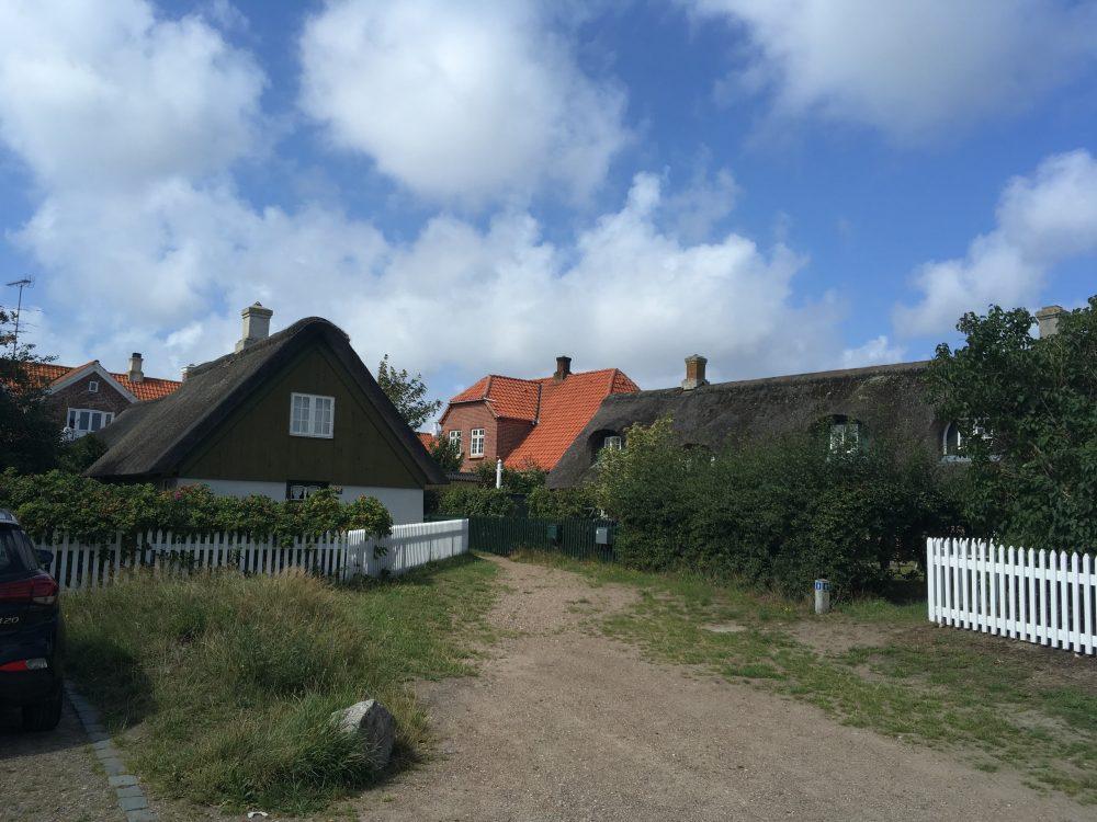 Дания остров фото