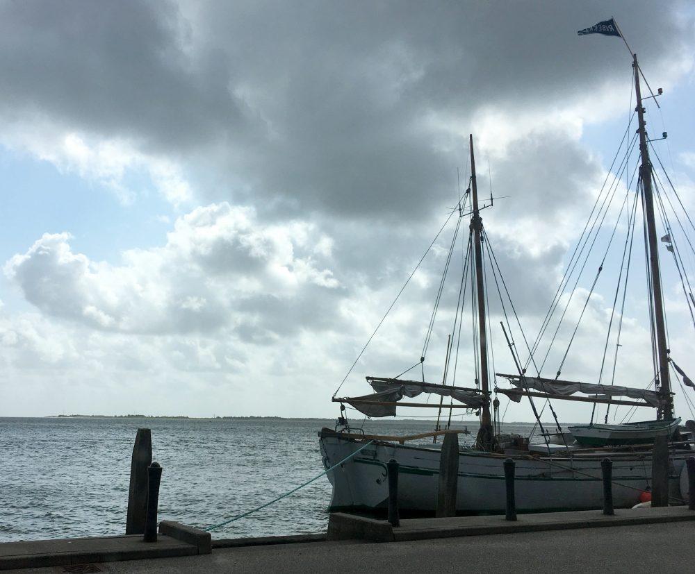 Дания море