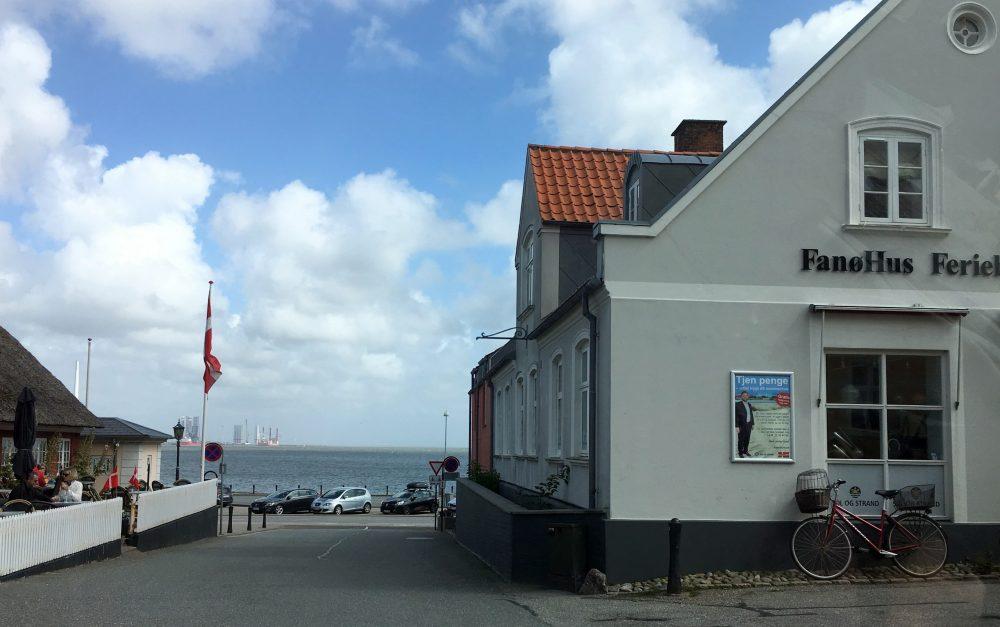 Остров Фане Дания фото