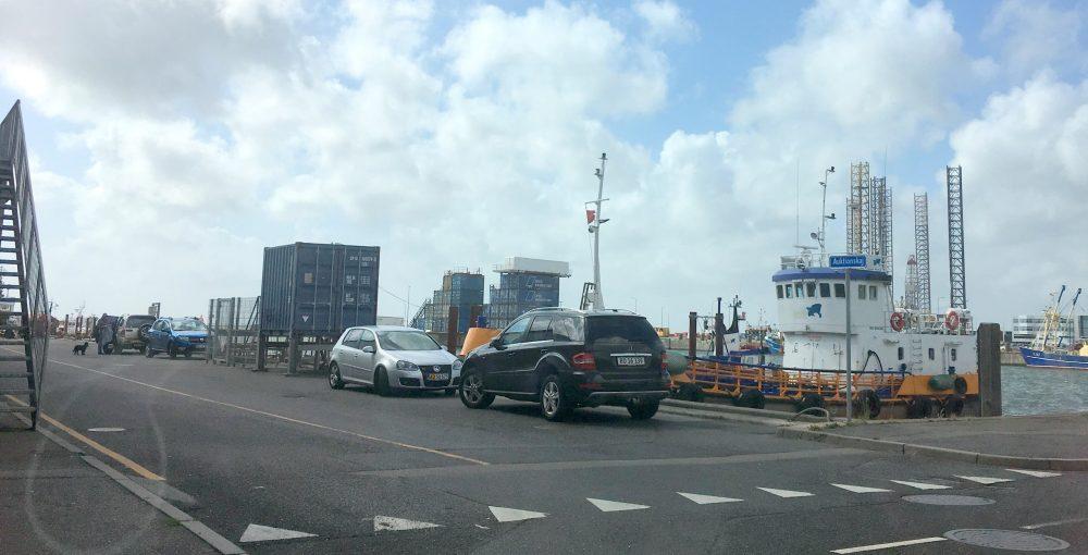 Дания остров Фане