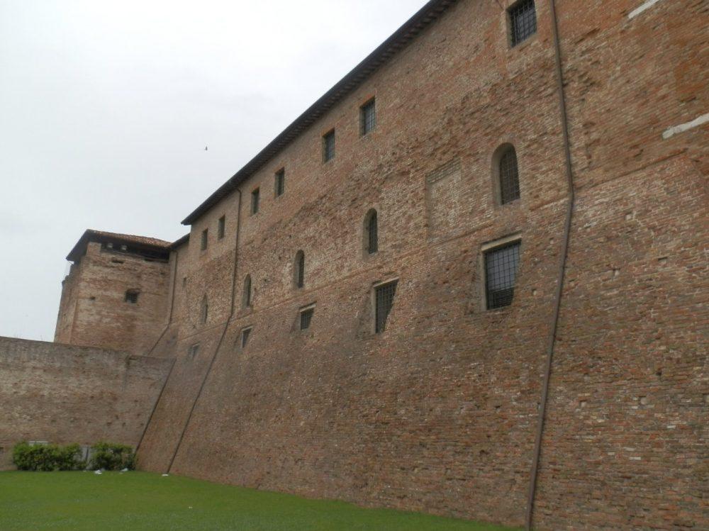 Римини замок