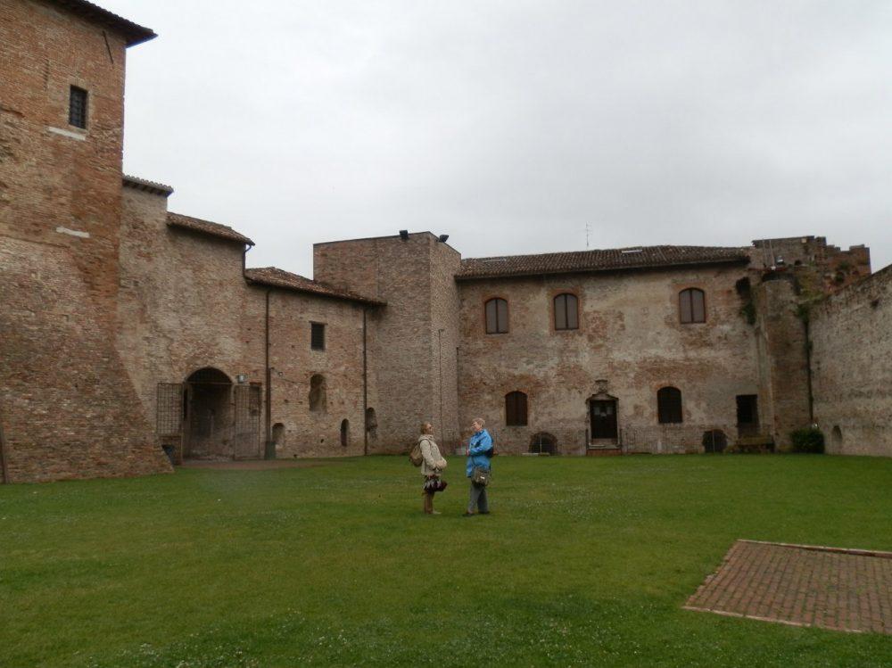 Римини замок фото