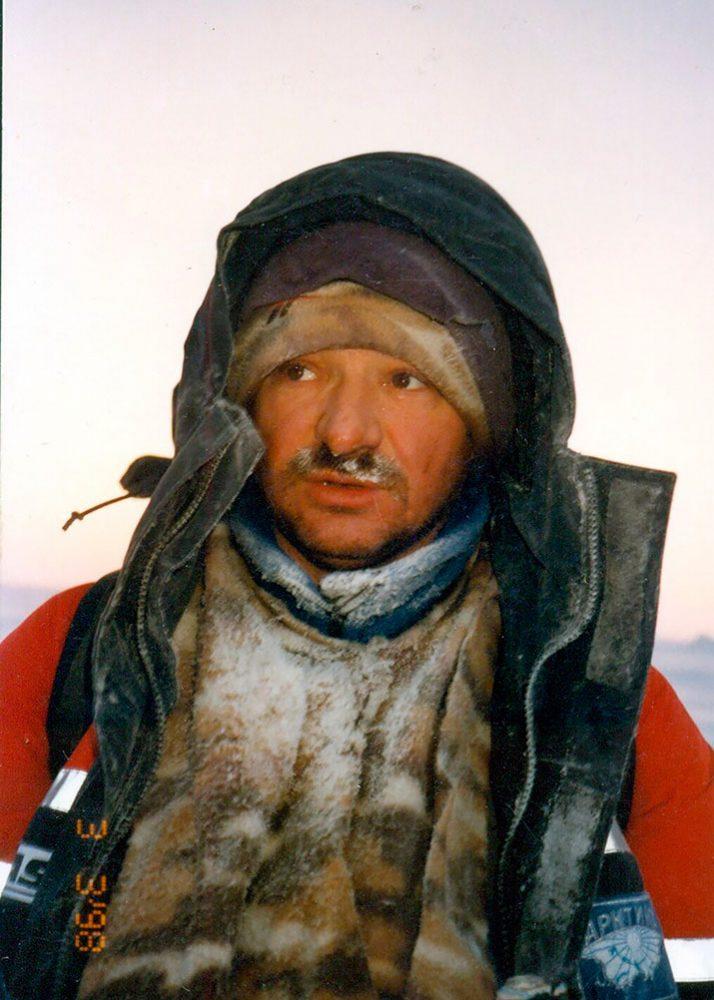 Антарктида экспедиция