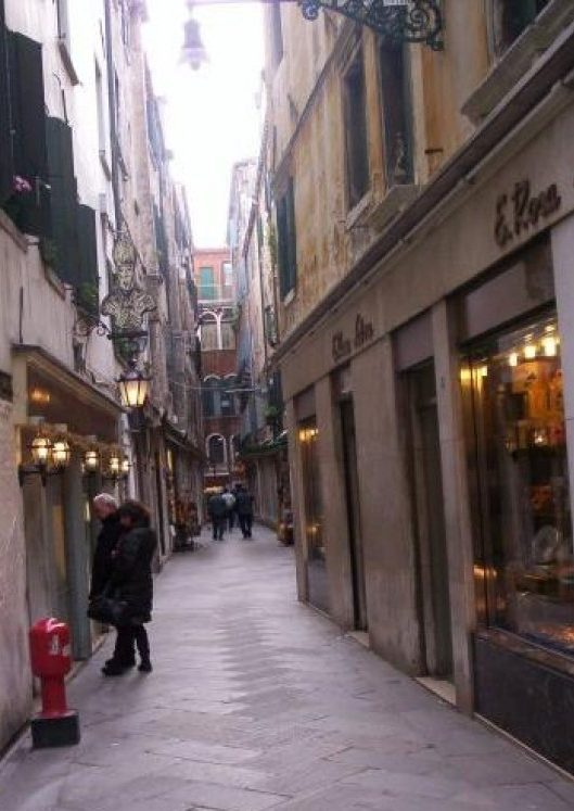 Венеция улица