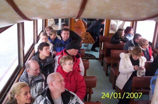 Венеция транспорт