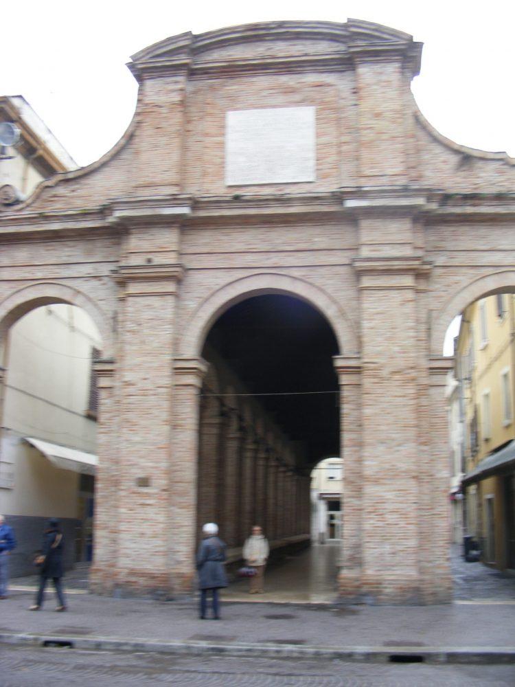 Крытый рынок в Римини
