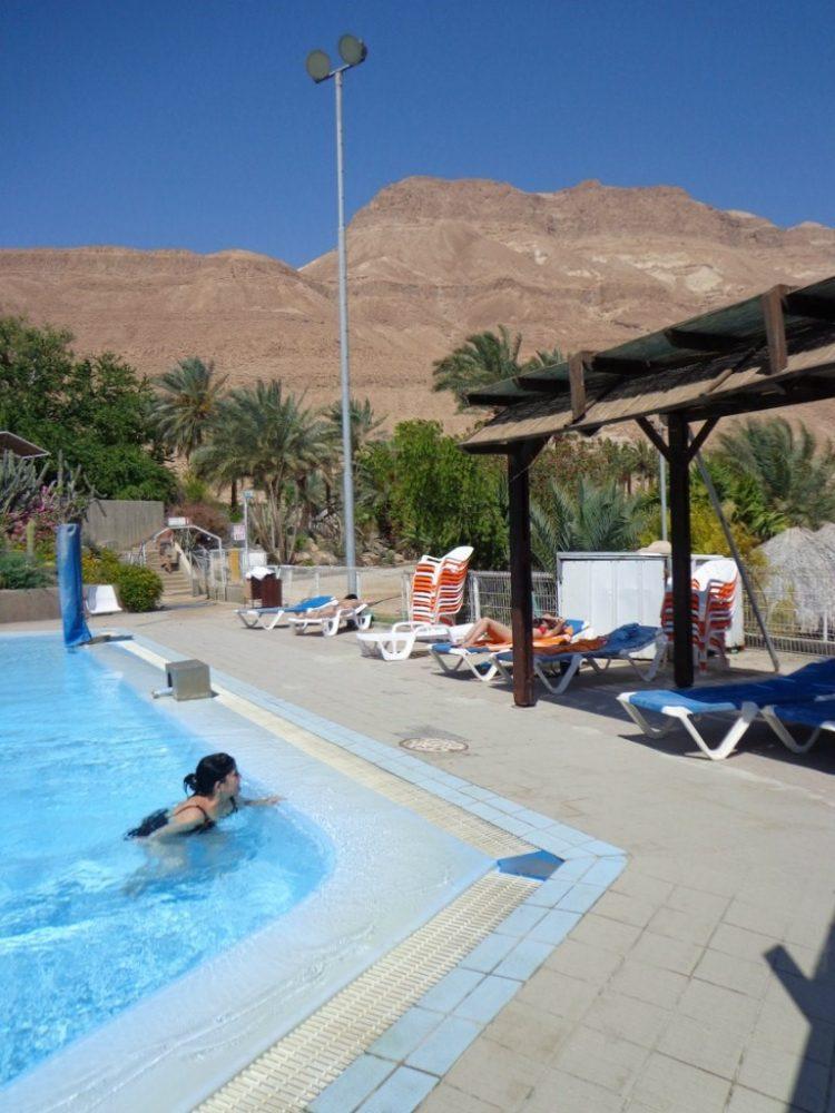 Мертвое море отдых