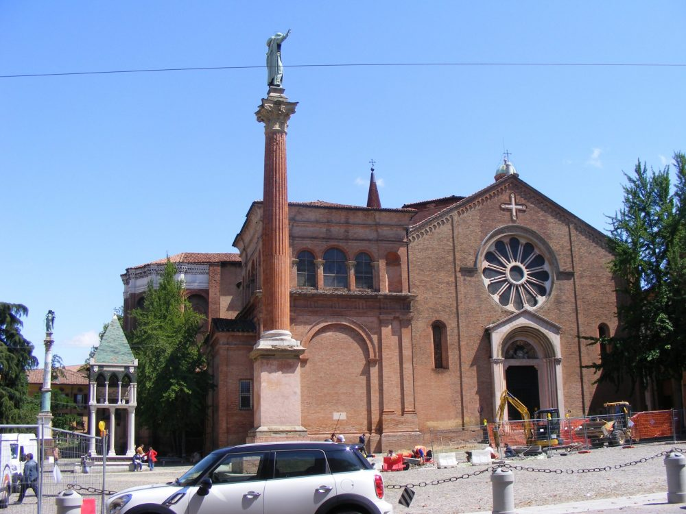Болонья Сан-Доменико