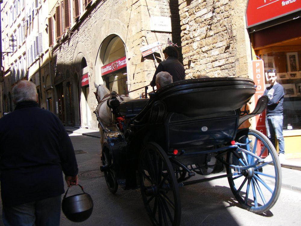 Экипаж во Флоренции