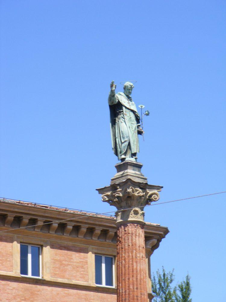 Болонья памятники