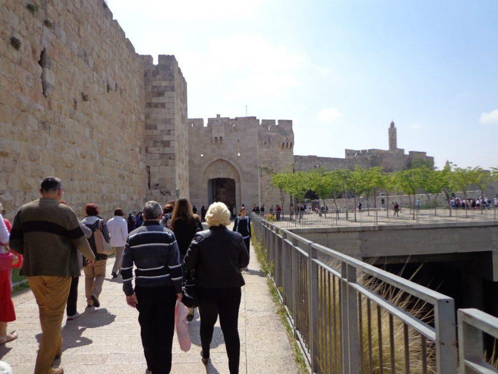 Иерусалим старый город
