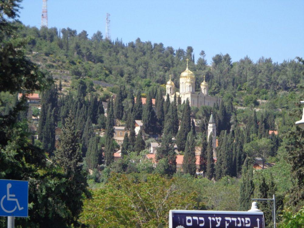Иерусалим куда сходить
