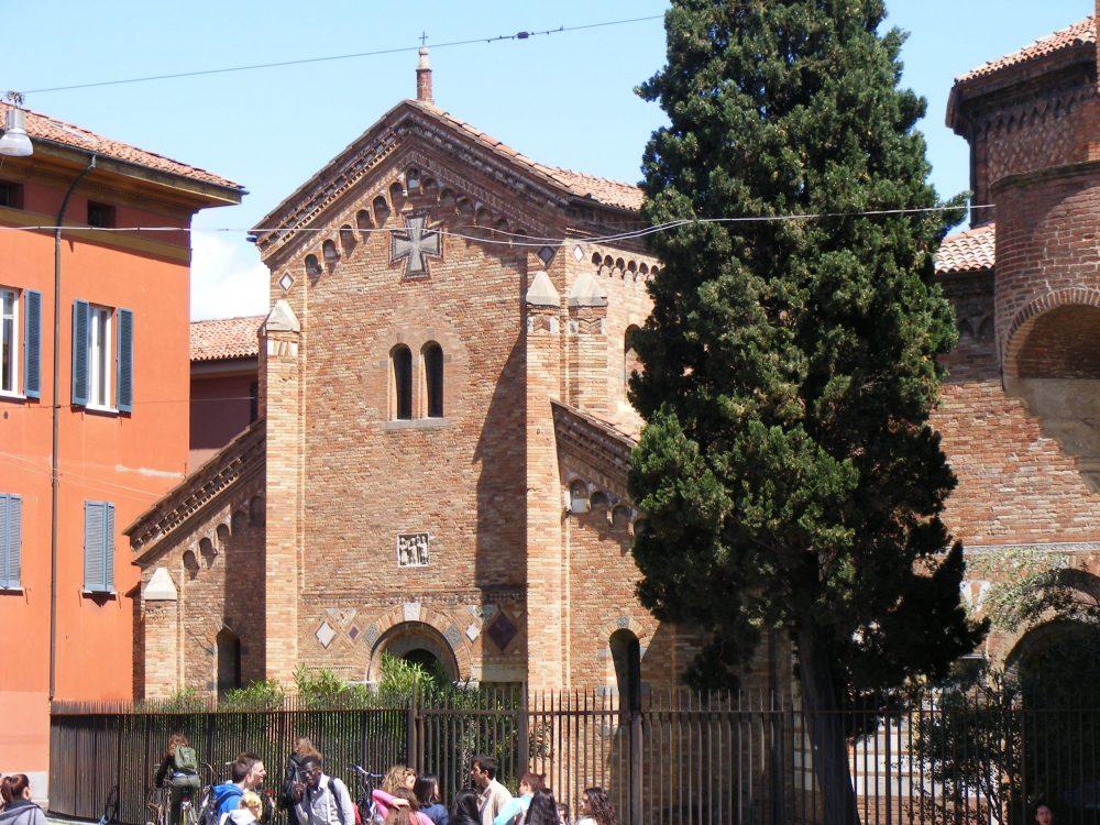 Церковь Св. Витале и Агрикола Болонья