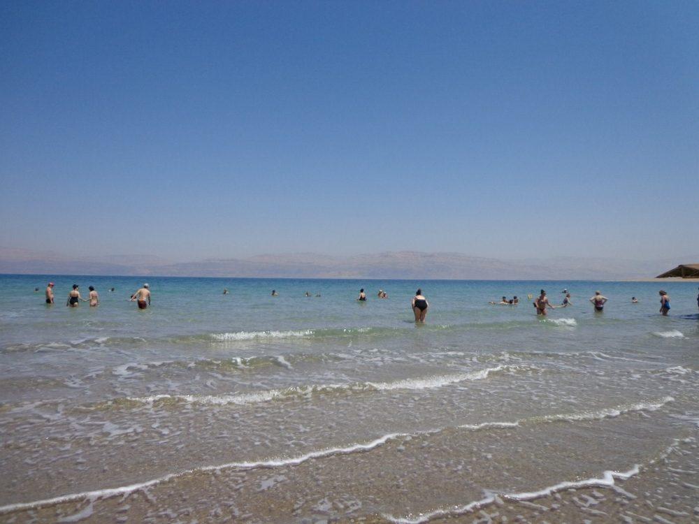 Мертвое море Израиль