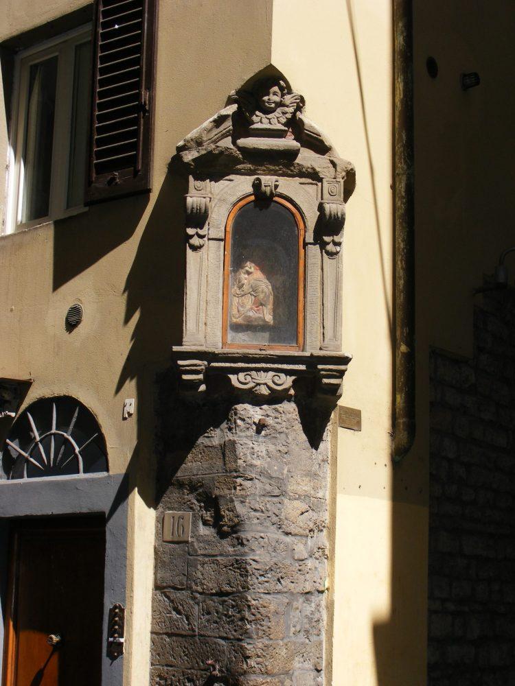 Флоренция статуи