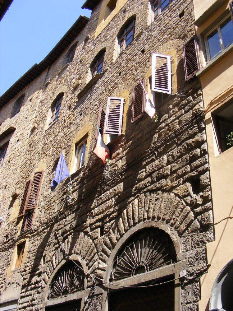 Улицы Флоренции фото