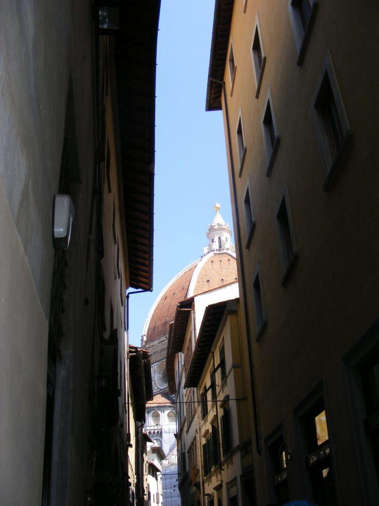 Купол собора Флоренция