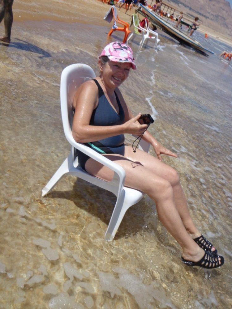 Мертвое море Израиль отдых