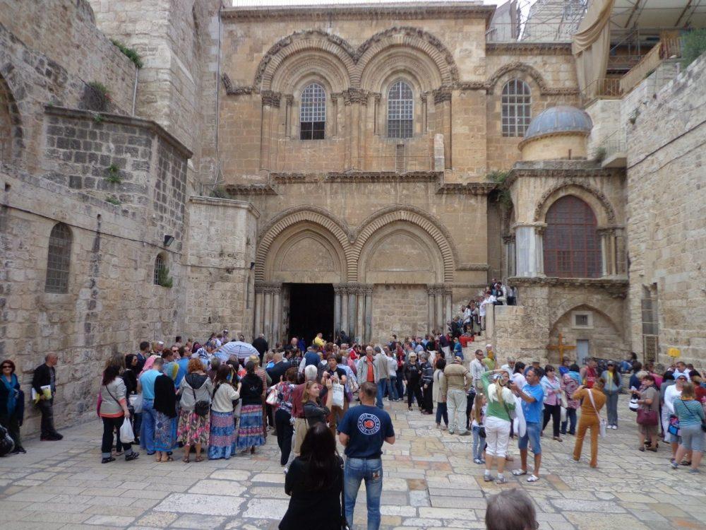 Иерусалим Храм Гроба Господнего