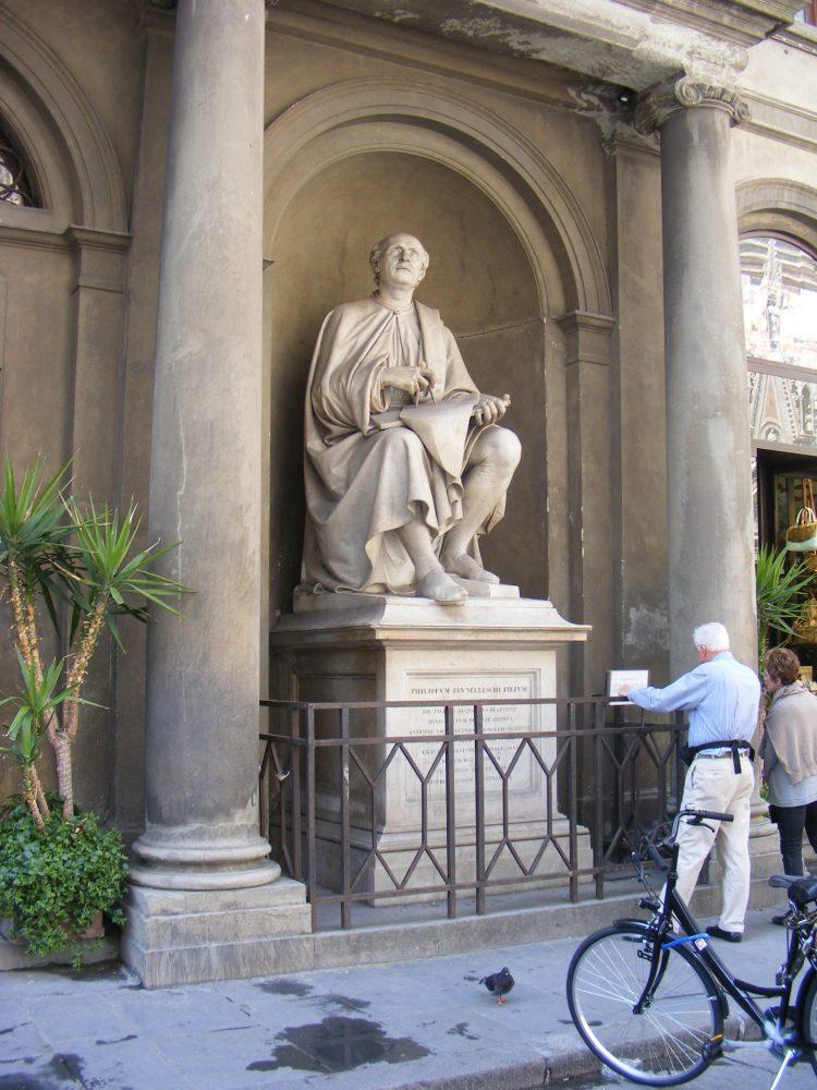 Памятник Брунеллески