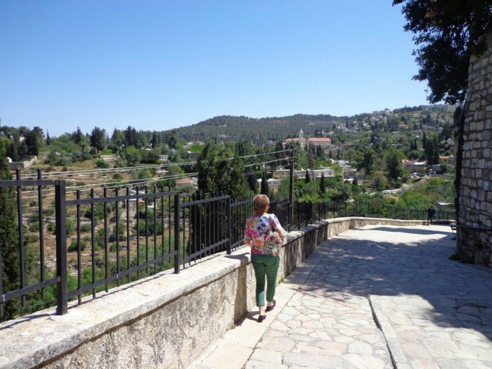 Монастыри рядом с Иерусалимом