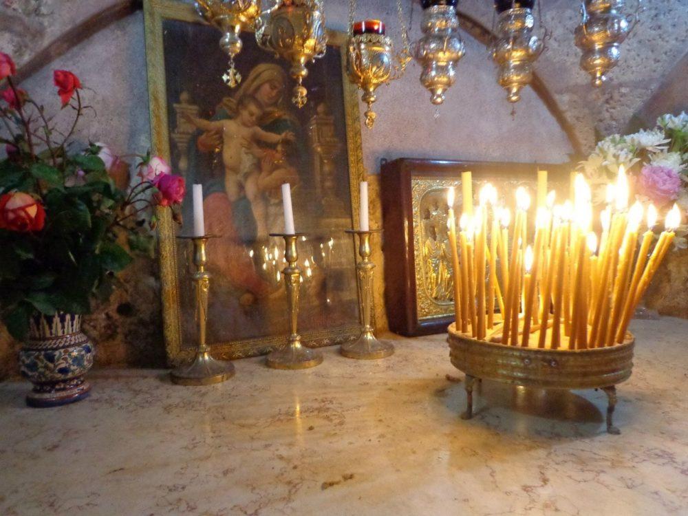 Иерусалим паломничество
