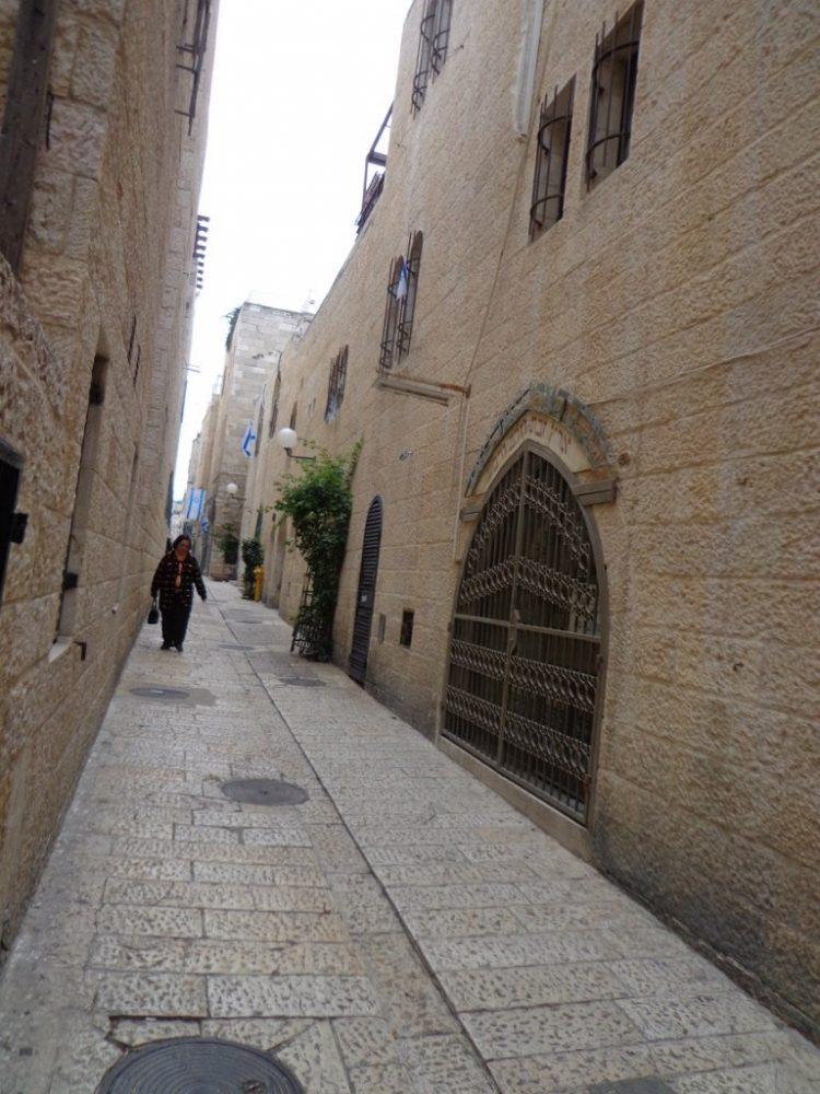 Иерусалим улицы