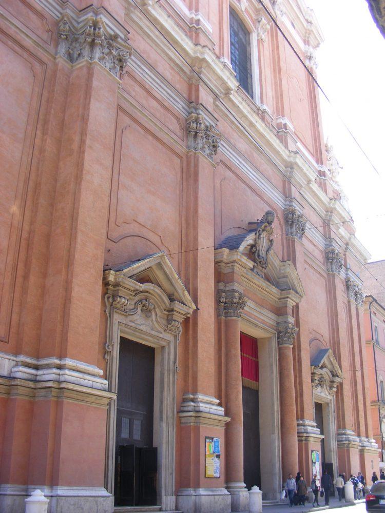 Собор в Болонье
