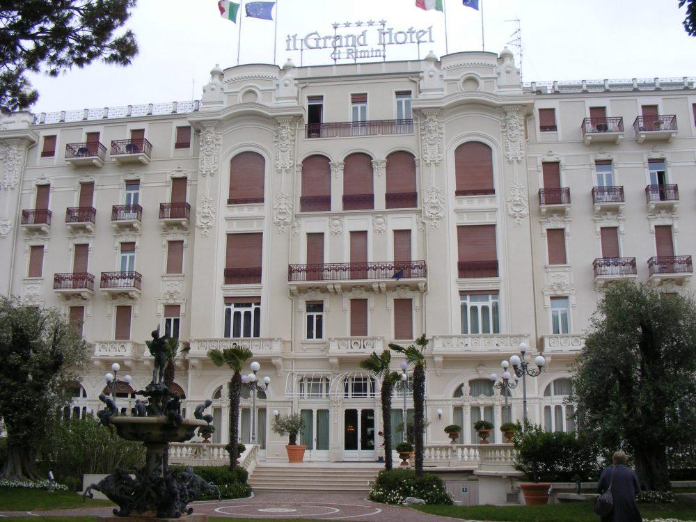 Римини Гранд-отель