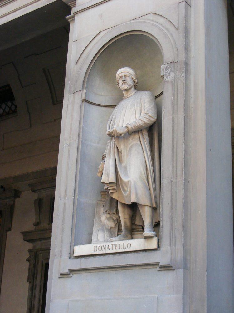 Скульптор Донателло