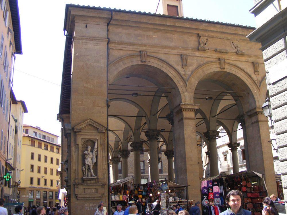 Рынок Флоренция фото