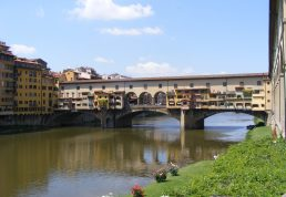 Золотой мост Флоренция