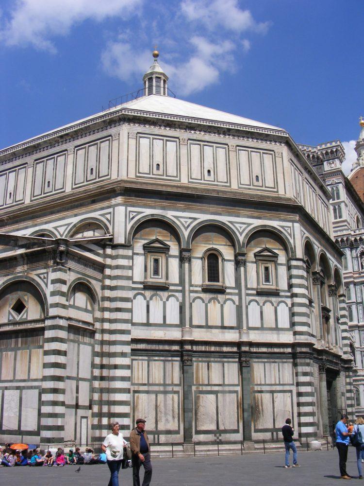 Баптистерий Флоренция