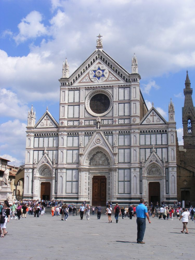 Санта-Кроче Флоренция