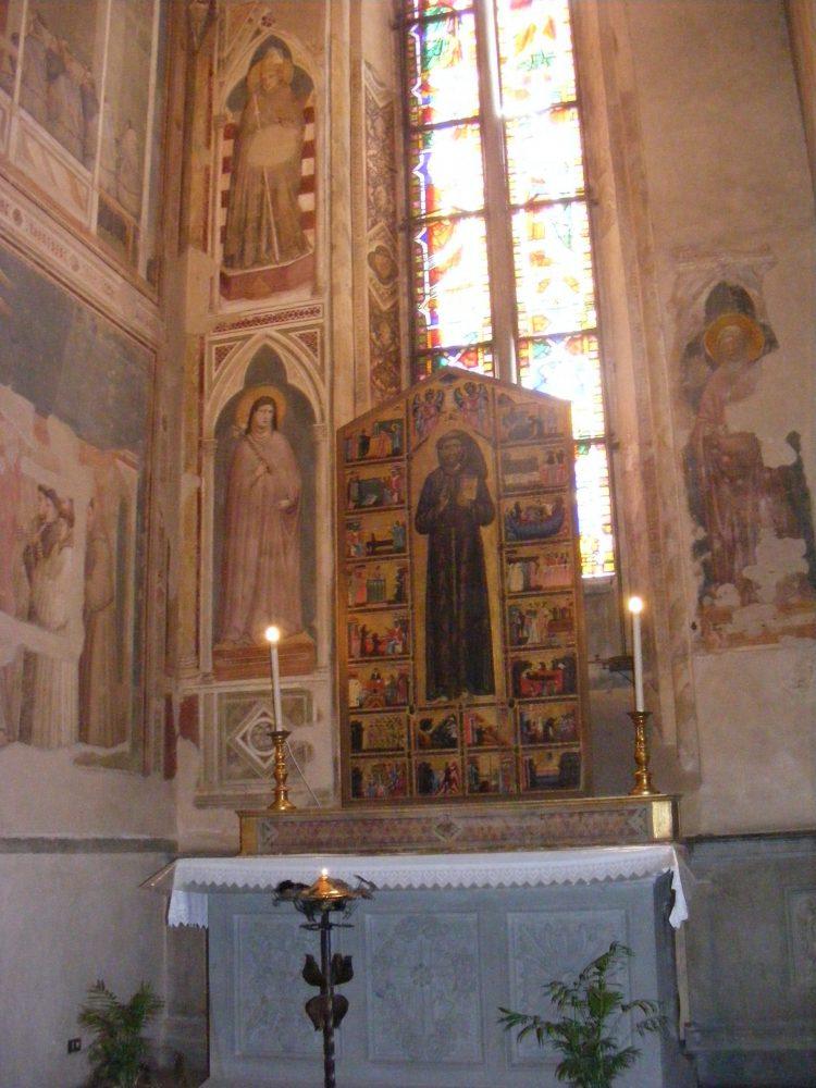 Церковь Санта-Кроче Флоренция