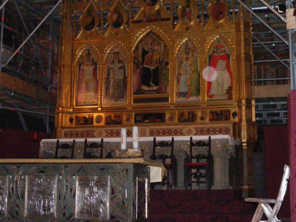 Санта Кроче Флоренция фото