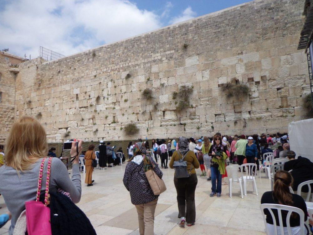 Стена плача Иерусалим фото